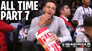 NBA Funny Moments and Bloopers of All Time - Part 7