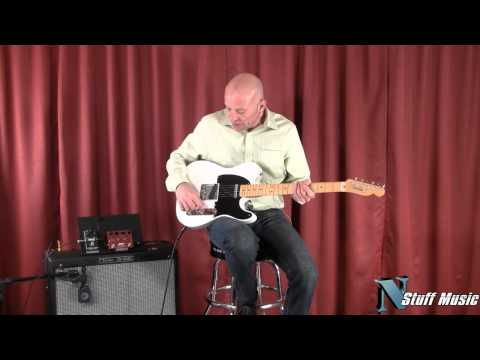 Fender Old Pine Telecaster