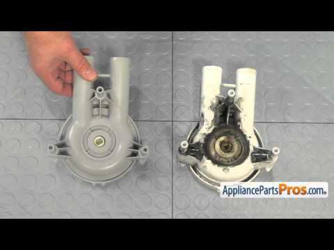 Washer Drain Pump (part #27001233) - How To Replace