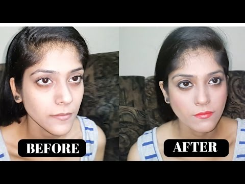 How to make your face look fuller! Tutorial (FACE Contouring for Long Narrow Face Shapes!)