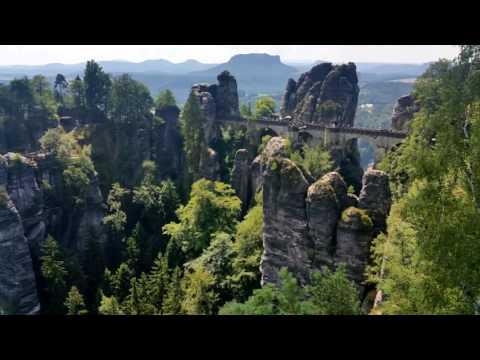 Saxon Switzerland - Bastei bridge (Basteinbrucke, Bašta)