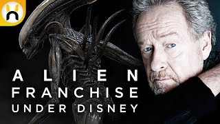 Alien Awakening New Disney & Ridley Scott UPDATE