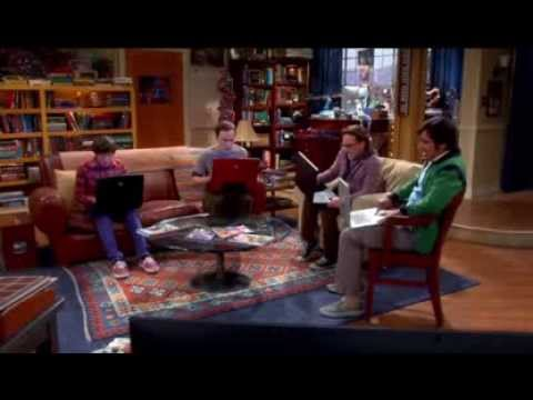 Big Bang Theory guys try to get San Diego Comic con tickets.