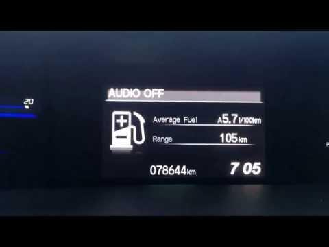 41 miles per galon/5.7 liters per 100km