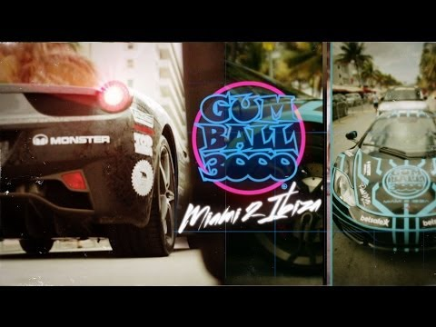 GUMBALL 3000 2014 - DAY 2