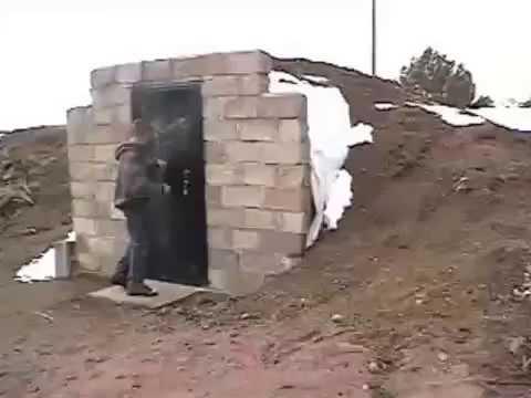 Build your own Underground Cellar
