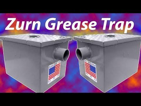 Zurn GT2700 Grease Trap