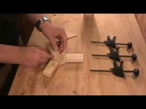 Building a Wooden Tripod