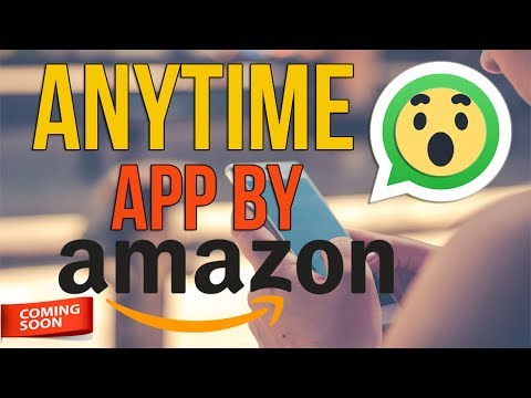 New WhatsApp like Messenger Coming from Amazon   ANYTIME