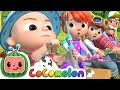 12345 Once I Caught A Fish Alive 2 CoCoMelon Nursery Rhymes amp Kids Songs