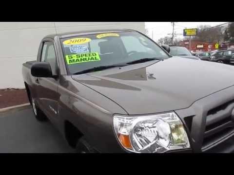 2009 Toyota Tacoma MANUAL (stk# 40456SB ) for sale Trend Motors Rockaway, NJ
