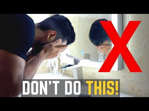 How to PROPERLY Wash Your Face | You've Been Doing it ALL WRONG!