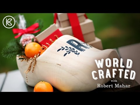 DIY Wooden Clog | World Crafted