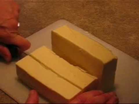 Quick Tip On How To Measure Butter
