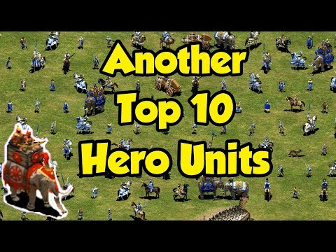 Another Top 10 AoE2 Heroes