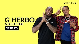 "G Herbo & Southside ""Swervo"" Official Lyrics & Meaning 