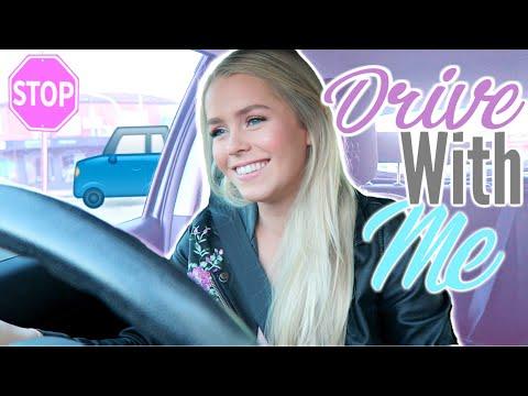 DRIVE WITH ME - Confidence Advice, Story time & Karaoke!
