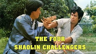 Wu Tang Collection - The Four Shaolin Challengers