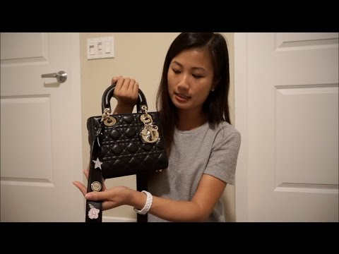 423b2594d3 Unboxing: My Lady Dior Cruise 2017 & What Fits!