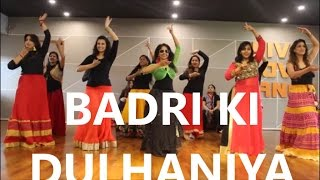 BADRI KI DULHANIYA DANCE# ALIA BHATT# VARUN DHAWAN # RITU