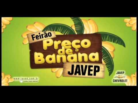 Comercial Feirão Preço de Banana
