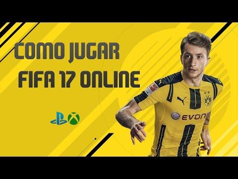 Como jugar FIFA 17 online y todos sus modos de juego!