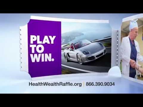 Health & Wealth Raffle --