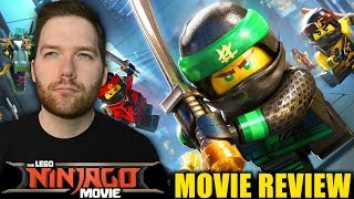 The LEGO Ninjago Movie - Movie Review