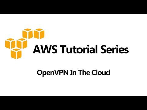 Installing OpenVPN In The Cloud