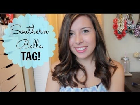 Southern Belle TAG!!