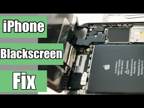 How to fix black and unresponsive iPhone screen: 6/6+/6s/6s+