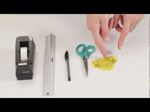 How to make a Paper Roller Coaster Switch