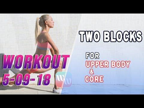 Workout 5-09-18