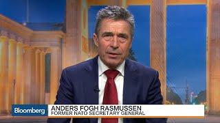Irish Border Will Depend on Trade, Says Rasmussen