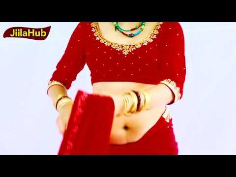 How To Wear Saree Perfectly(Bridal Saree Draping DIY)Designer Sari Blouse 2016
