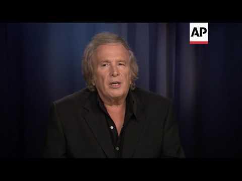 Wife of 'American Pie' singer McLean gets protective order