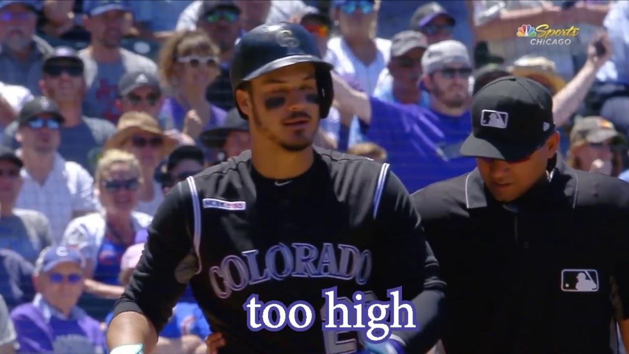 The Rockies Hit Bryant & Rizzo, Cubs hit Arenado, Javy Goes Deep, A breakdown