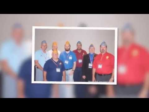 Sons of The American Legion, a glimpse of Kevin Collier, National Commander