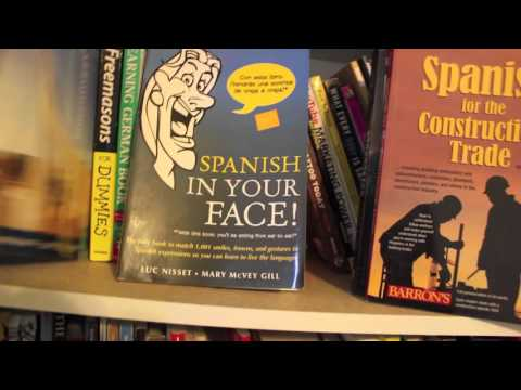 How To Learn Spanish Books - Learning Spanish Books For