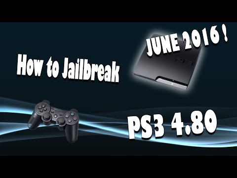How to Jailbreak PS3 4.8 FAT/SLIM/SUPERSLIM [ JANUARY 2017 ]