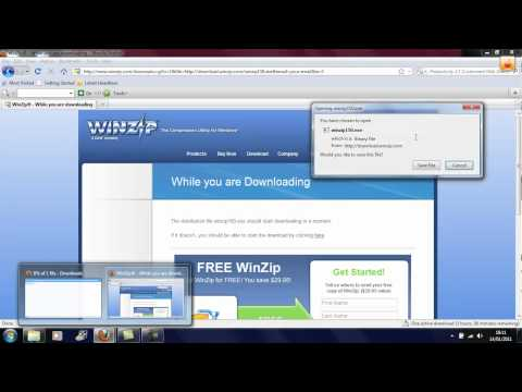 How to Get Winzip 15 for Free!
