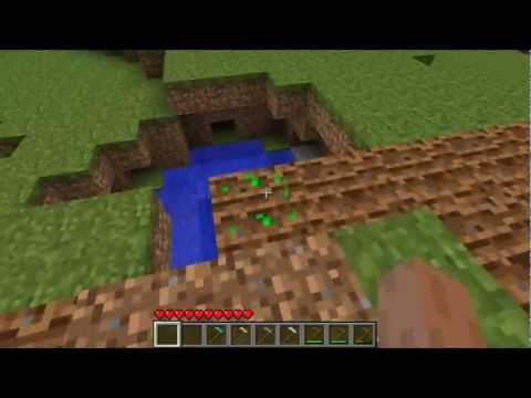 Minecraft: HOW TO GET WHEAT