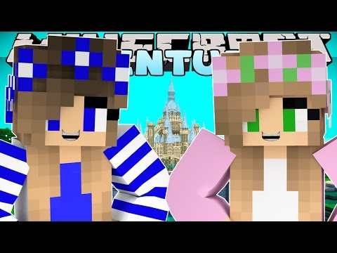 Minecraft - Little Kelly Adventures : MEETING MY SISTER LITTLE CARLY!
