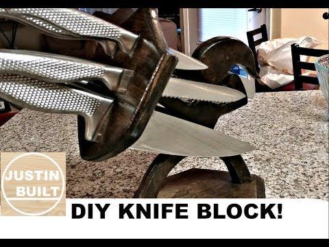 Legend of Zelda Knife Block!