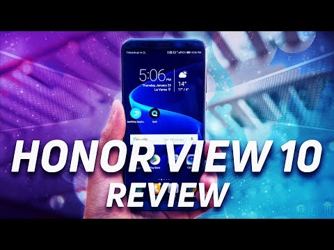 Honor View 10 Review: more than an honorable mention