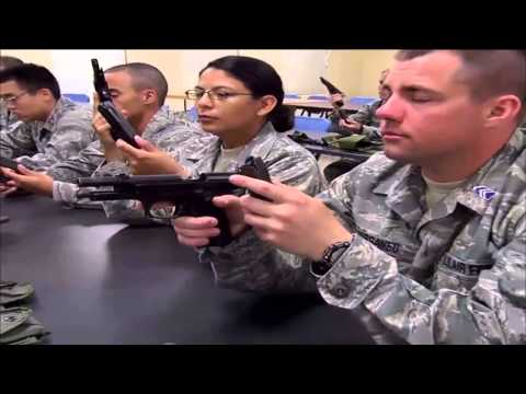 Air Force Basic Officer Training