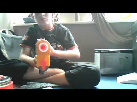 how to make a nerf silencer