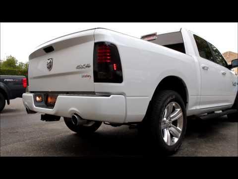 2015 Dodge HEMI Ram Exhaust (Flowmaster Super 40 Series)