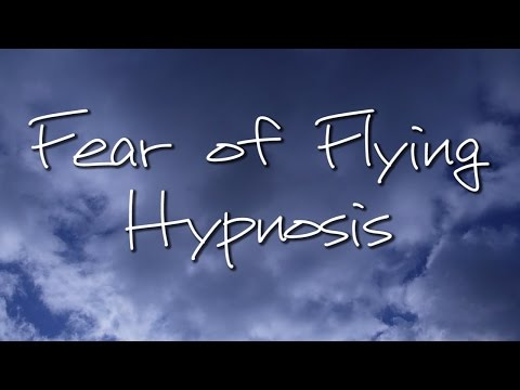 fear of flying hypnosis | guided meditation for phobia of flying
