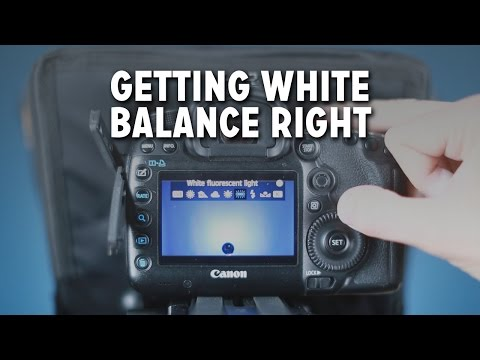 Getting Custom & Manual White Balance Right